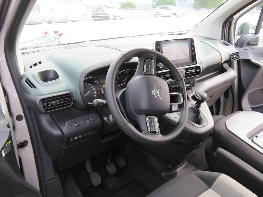 Eslauto presenta la nueva Citroën Berlingo