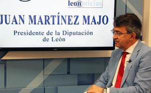 Juan Martínez Majo: «Debemos apostar por los recursos autóctonos para crecer, pelear por lo nuestro y no sentirnos acomplejados»