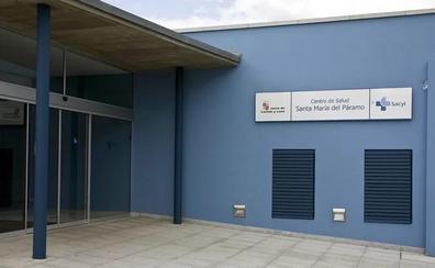 Alcaldes del Páramo leonés se congratulan de las obras en el centro de salud de Santa María