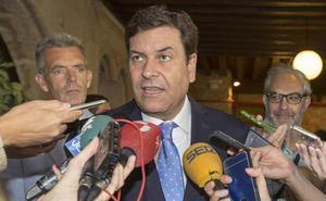 Carriedo: «No nos podemos fiar de palabras de Vestas, queremos garantías»