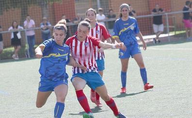 El Olímpico de León Femenino regresa a la capital para enfrentarse al filial del Madrid CFF