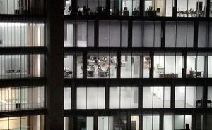 'Mudanza nocturna' en las nuevas instalaciones del INSS en León capital