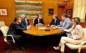 El Ayuntamiento buscará que los empresarios leoneses se sumen a Ifema en el Palacio de Exposiciones