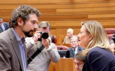 Del Olmo y Sarrión arroparán a los sindicatos de Vestas en Bruselas