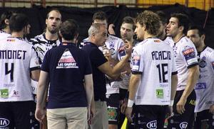 Guijosa: «A este equipo hay que respetarlo, y más en León»