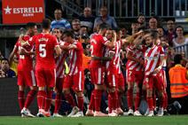 Las mejores imágenes del Barcelona-Girona
