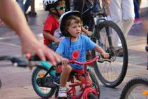Día de la bici, en las calles de León