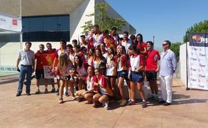 Cuatro leoneses vencen en el Campeonato de España de Selecciones Autonómicas de menores de Padel