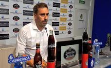 Bolo: «El equipo está unido, jugando y trabajando muy bien»