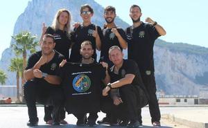 El equipo Bricpol de León acude con siete representantes a los Juegos Europeos de Policías y Bomberos