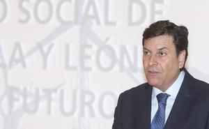 Junta y Cecale piden al Gobierno el mismo trato para la minas de la Comunidad que para Hunosa en Asturias