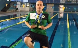 Isaac Mao vuelve de Algeciras con cuatro medallas