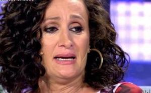 Dulce, atendida por los médicos después de su entrevista contra Isabel Pantoja