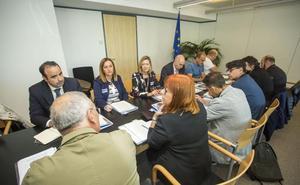 Barcones pide «unidad de acción de las instituciones para promover una solución para Vestas»