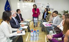 El comité de empresa de Vestas, «satisfecho» con los logros de la delegación a Bruselas para evitar el cierre de Vestas en León