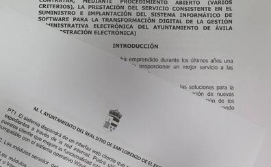 León calca el mismo pliego que siete ayuntamientos para contratar la gestión informática
