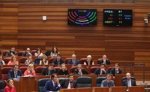 Tudanca insinúa que Ulibarri ha llamado al PP para frenar su iniciativa sobre la televisión de Castilla y León
