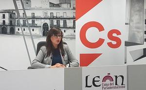 Cs ve un posible «pacto» entre Silván y el PSOE para «esconder sus presuntas vinculaciones con la trama Enredadera»