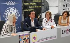 El Auditorio acoge la I Gala solidaria 'Los Ilusionadores'