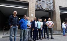 Tres trabajadores de Masa Galicia en Anllares llevan a juicio a Gas Natural al no llegar a acuerdo económico por los despidos