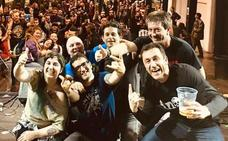 El Gran Café se viste de Rock and Roll leonés