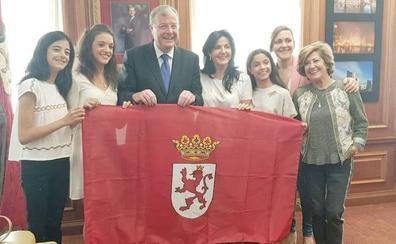 El Club Ritmo, bandera de León