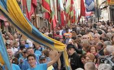 La Feria de la Morcilla 'abre boca' a las tradiciones Fiestas de San Froilán en León