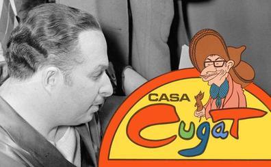Caldo gallego, gazpacho y maracas: Casa Cugat