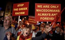 Fracasa el referéndum para cambiar el nombre de Macedonia
