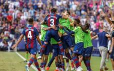 El Levante vuelve a la senda de la victoria