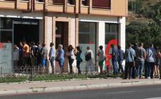 El desempleo crece en septiembre y deja 142.590 parados en Castilla y León