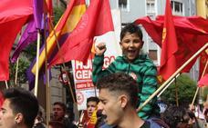 Los sindicatos piden a los leoneses «levantar la voz» y «dar un puñetazo en la mesa» ante la situación de la provincia