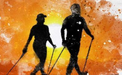 La marcha nórdica será la gran novedad de la Transcandamia 2019