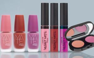 Mercadona presenta la nueva Colección Velvet Mate para verse guapa