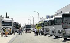 Los transportistas advierten de que cerrar las térmicas provocará cientos de despidos en su sector