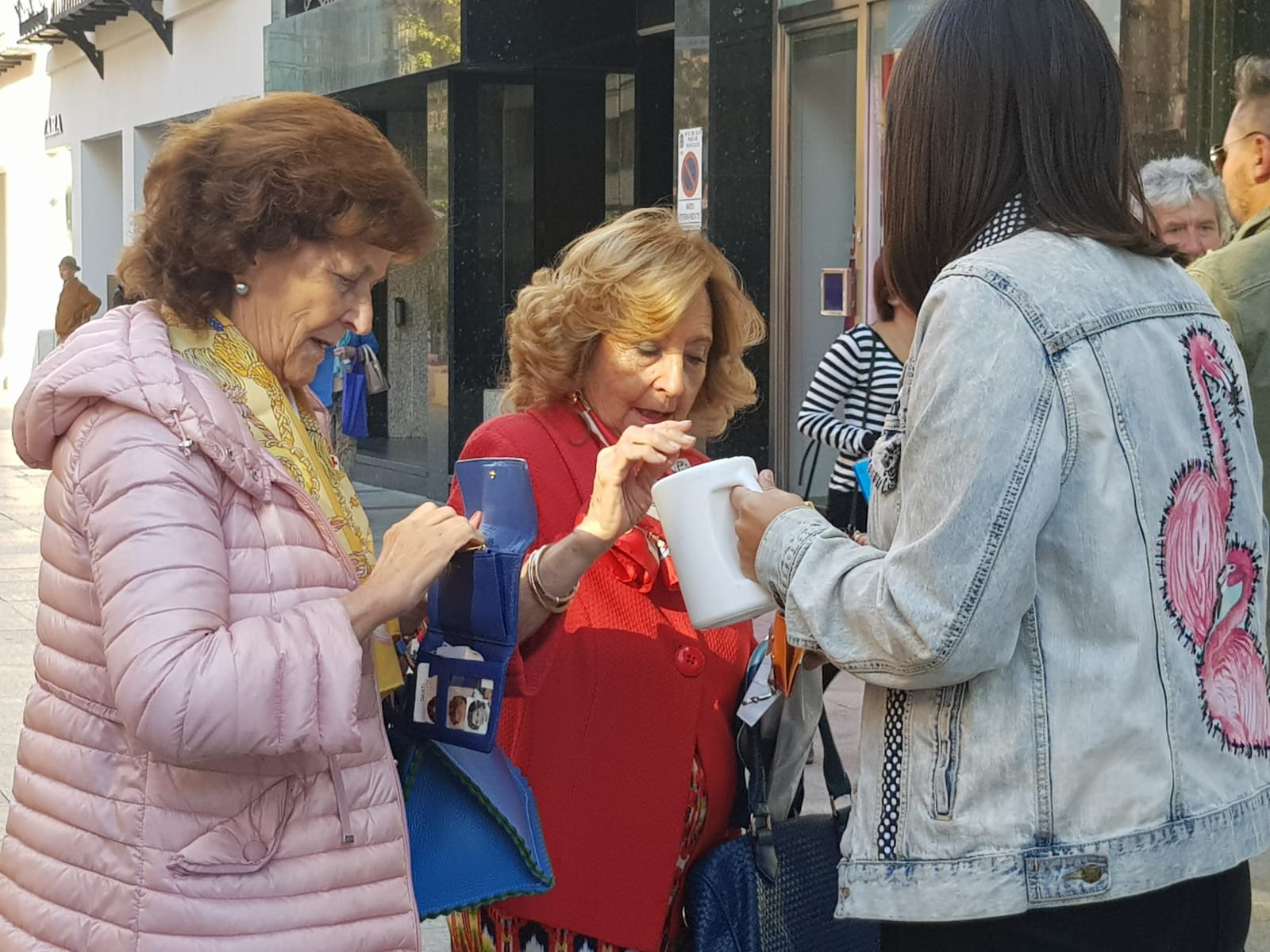 Día de la Banderita en León