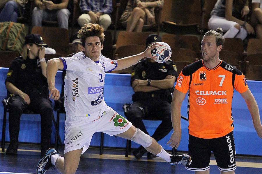 Mario López considera un «accidente puntual» la derrota ante Teucro