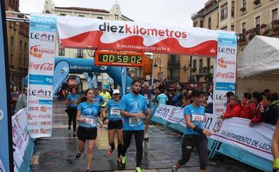 Cerca de 4.000 corredores participarán en la carrera popular de 10 KM León el 21 de octubre