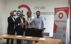 Rodríguez Cleba, Grupo Tres y CEL se alían para promocionar el balonmano femenino