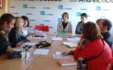 San Andrés Saludable impulsa la participación de los centros educativos en el proyecto 'Muévete Conmigo' de la ULE