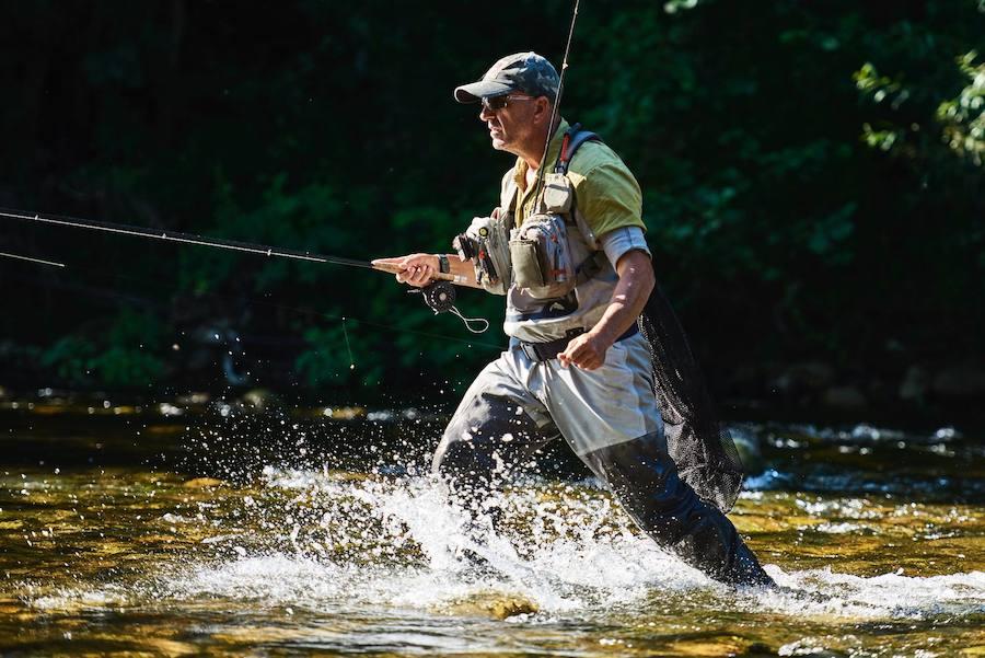 El tricampeón del mundo de pesca con mosca, Pablo Castro, inaugura la V temporada de 'Conversaciones sin red'