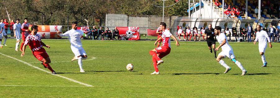Segunda victoria de la selección de Castilla y León en la Copa de Regiones UEFA