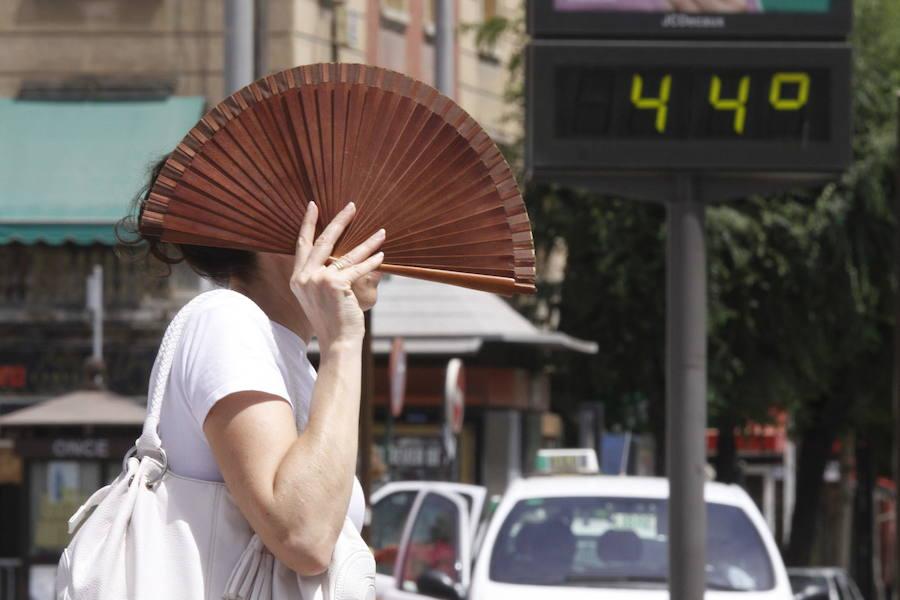 Septiembre de 2018: el más caluroso desde que hay registros y un 29% más seco de lo normal