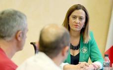 Barcones apuesta por la «unidad de acción» respecto a Vestas y afirma que el Gobierno de España es «prudente, leal y silencioso»
