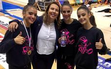 Sara Llana y Olatz Rodríguez pisan el podio en Udine