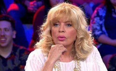 La nueva cara de Bárbara Rey tras someterse a un tratamiento estético