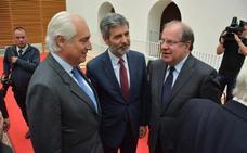 El Poder Judicial escenifica en Burgos su compromiso con la Constitución y el estado de derecho