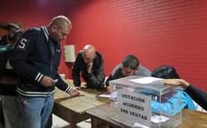 CCOO ensalza a la plantilla de Vestas por sus 101 días de huelga «claves para doblegar la voluntad de la multinacional»