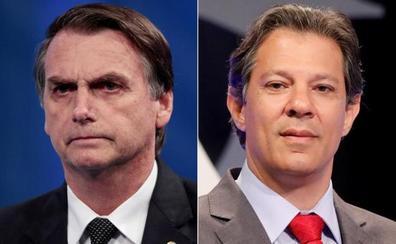 Bolsonaro y Haddad: propuestas para dos países diferentes