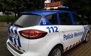 La campaña de la Policía de Ponferrada sobre el uso del cinturón de seguridad sanciona a 133 conductores en una semana